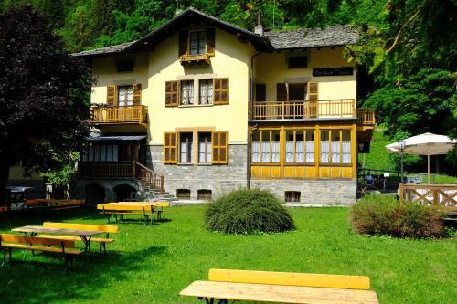 Hotel Villa Tedaldi - Gressoney-Saint-Jean