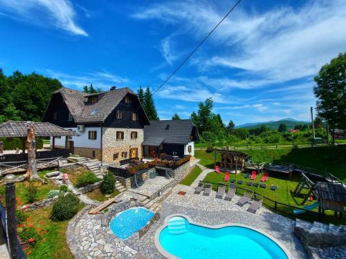 . Plitvice Ethno House