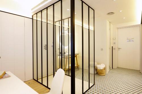 Habitación Doble Deluxe con balcón Hotel Mas Lazuli 6