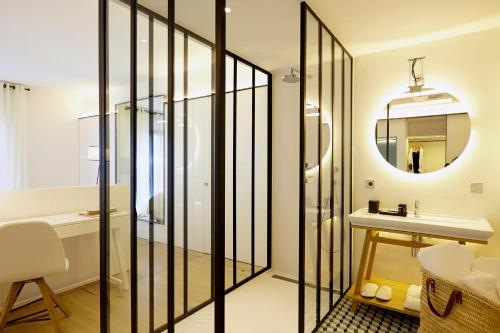 Habitación Doble Deluxe con balcón Hotel Mas Lazuli 5