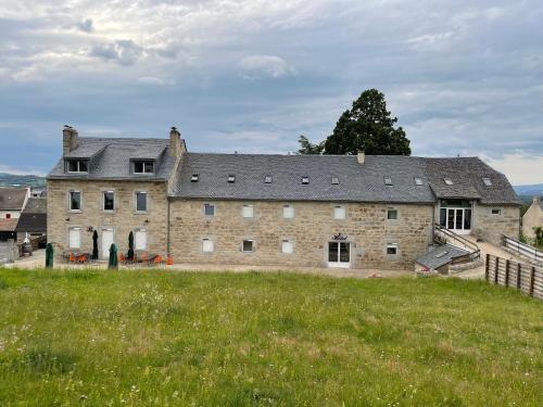 La ferme de l'Aubrac - Hôtel - Peyre-en-Aubrac