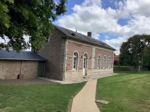 Pavillon de la Garde - Location saisonnière - Courcelles-sous-Moyencourt