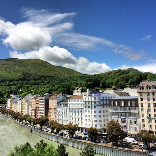 Appart'hôtel Saint Jean - Hôtel - Lourdes