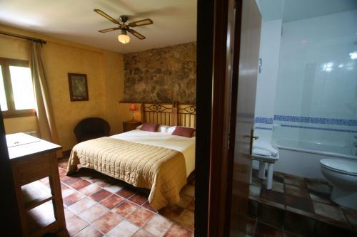 Double Room Hotel Moli de l'Hereu 22