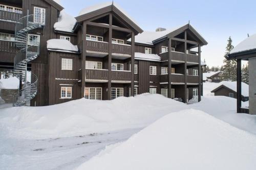 Leilighet i Fageråsen i nærheten av Høyfjellssenteret med sengeplass for 4-7 personer - Apartment - Trysil
