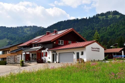 Haus im Wäldle - Apartment - Balderschwang