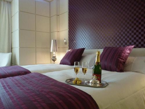 Habitación Doble con acceso al spa - 1 o 2 camas Gran Hotel Nagari Boutique & Spa 20