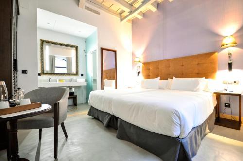 Habitación Doble Estándar - 1 o 2 camas Hotel Legado Alcazar 15