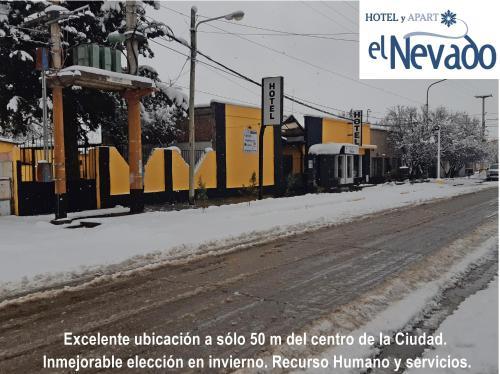 Hotel El Nevado, Malargüe Mendoza - Malargüe