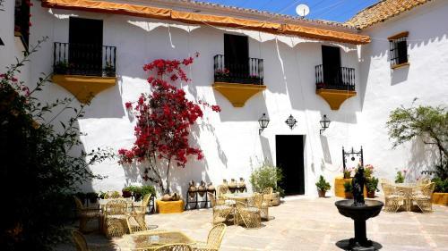 Habitación Doble - 1 o 2 camas B&B Hacienda el Santiscal 30