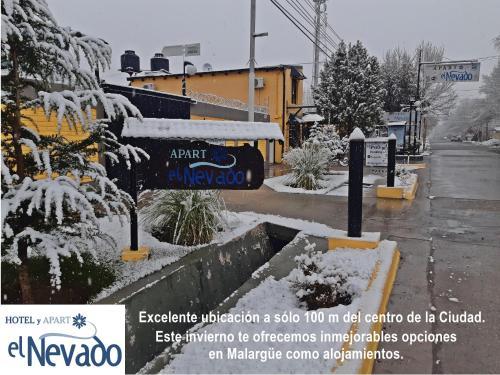 Apart El Nevado Malargüe - Apartment