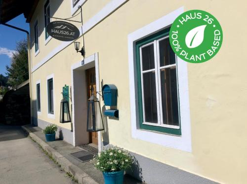 Haus 26 Weißbriach - Accommodation - Weissbriach