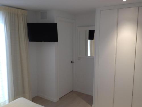 Economy Zweibettzimmer Hostal La Palma 19
