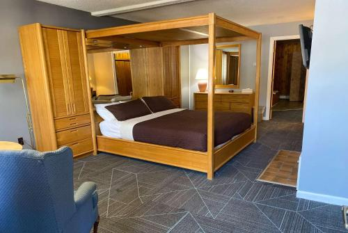 Travelodge by Wyndham Lincoln Near White Mountain - Hotel - Lincoln