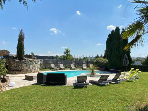 Accommodation in Saint-Quentin-Fallavier