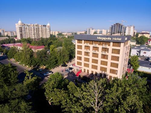 . Megapolis Hotel Shymkent