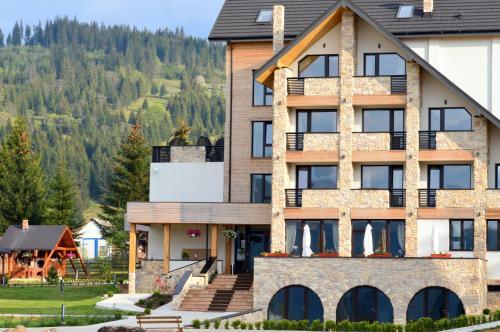 Domeniul Dornei - Hotel - Vatra Dornei