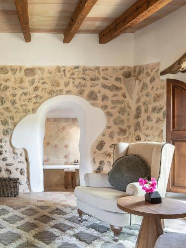 Standard Doppelzimmer Agroturismo Son Fogueró - Adults Only 5