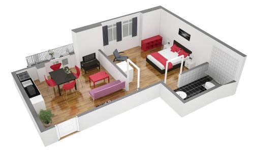 . HITrental Oerlikon Apartments