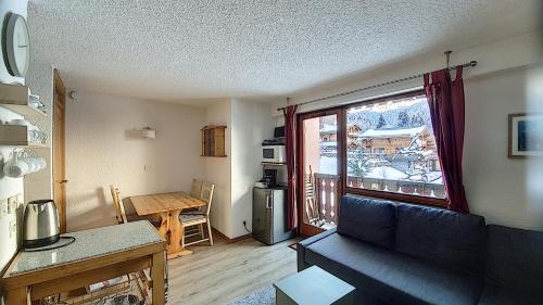Appartement 6 couchages proche pistes de ski Cimes 44 - Apartment - Saint-Jean-d'Aulps