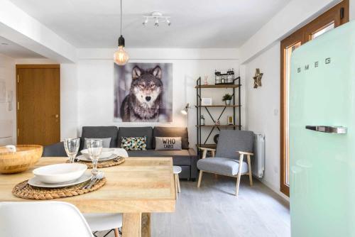 Casa Lobo Panticosa - Apartment