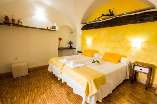 Habitación Doble - 2 camas La Posada de Grimaldo 3