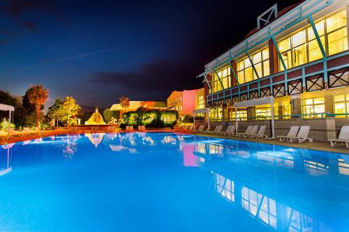 Pamukkale Polat Thermal Hotel adres