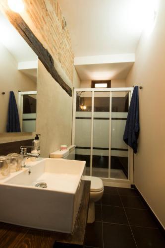 Habitación Doble - 2 camas La Posada de Grimaldo 6