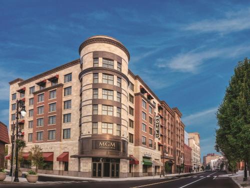 MGM Springfield - Hotel
