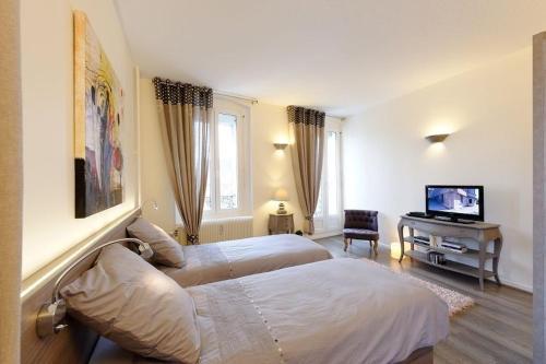 Appartement Comme Chez Soi - Apartment - Strasbourg