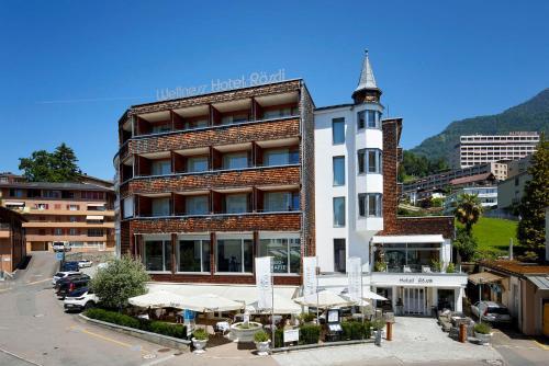 . Hotel Rössli Gourmet & Spa
