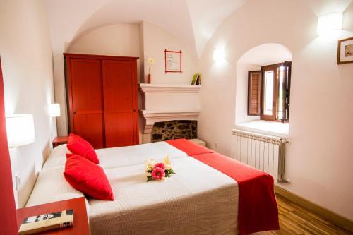 Habitación Doble - 2 camas La Posada de Grimaldo 4