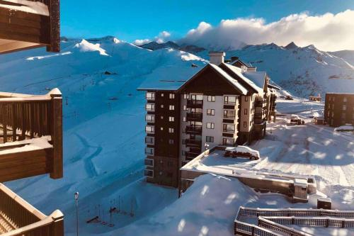 Accommodation in Valle Nevado
