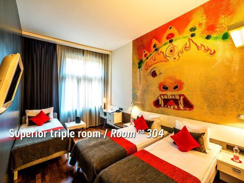 Bohem Art Hotel photo 27