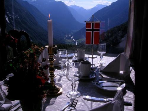 Hotel Videseter - Strynefjellet