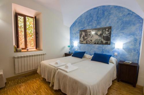 Habitación Doble - 2 camas La Posada de Grimaldo 5