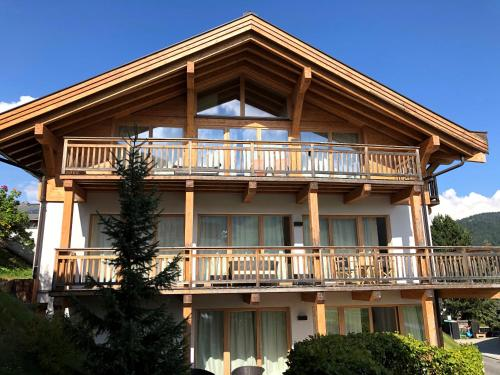 Chalet Bergzeit - Seefeld