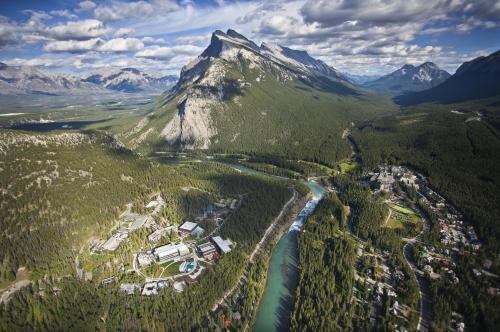 Banff Park Lodge - Hotel - Banff