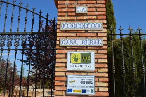 . Casa Rural La Florentina