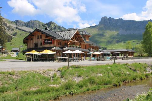 Chalet Hotel Vaccapark - Mieussy