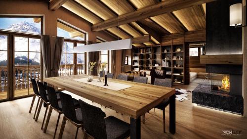 Bühlhof Appartements - Accommodation - Lech