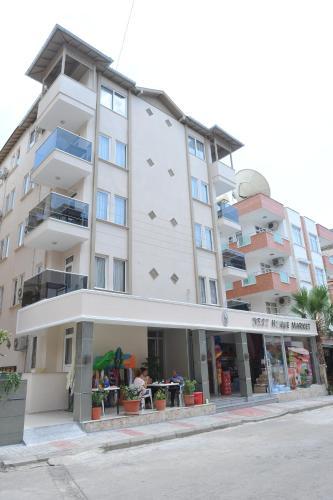 Alanya Best House Apart 1 online rezervasyon