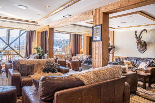 La Pomme - Hotel - Courchevel