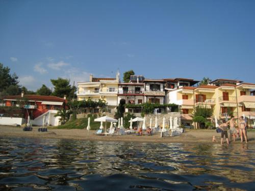 . Giannis Maria Apartments