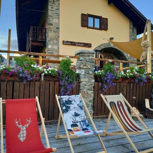 BAITA GIMONT - Hotel - Cesana Torinese