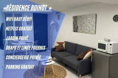 Le Boinot - Location saisonnière - Niort