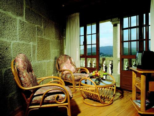 Superior Doppelzimmer Casa Antiga Do Monte 12