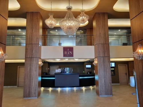 Rin Airport - Hotel - Otopeni