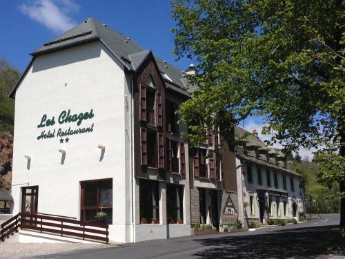 . Hôtel des Chazes