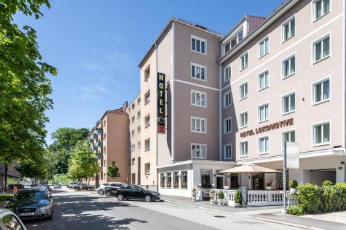Hotel Lokomotive - Linz